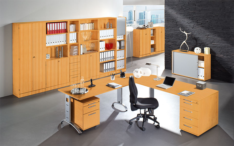 Möbelprogramm »Otto Office Line II« -