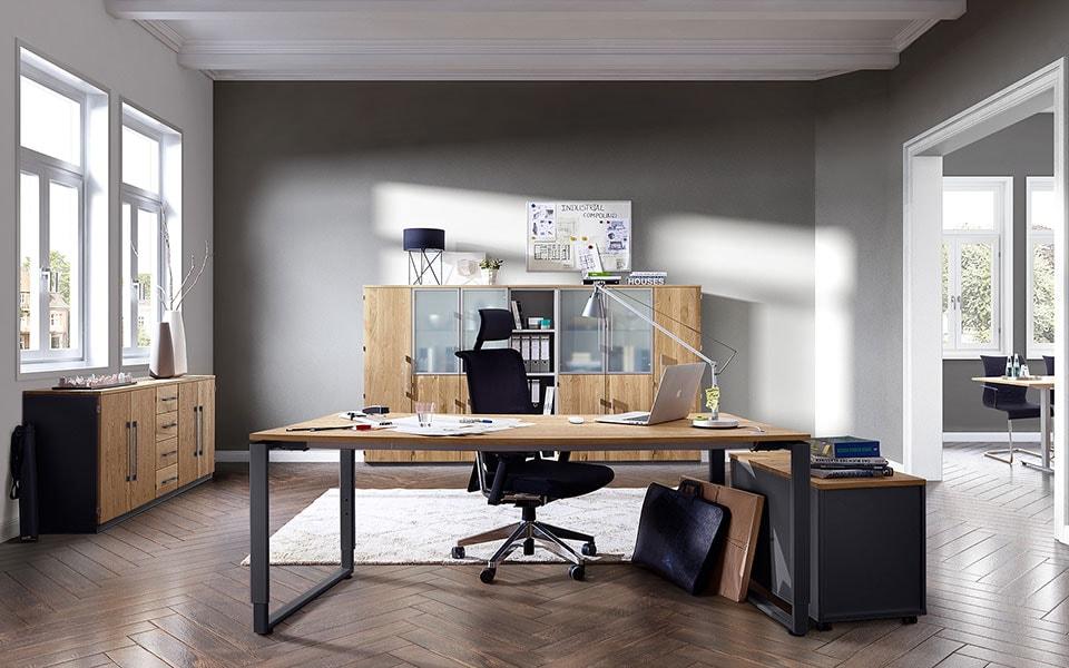 Möbelprogramm »Objekt Pur« -