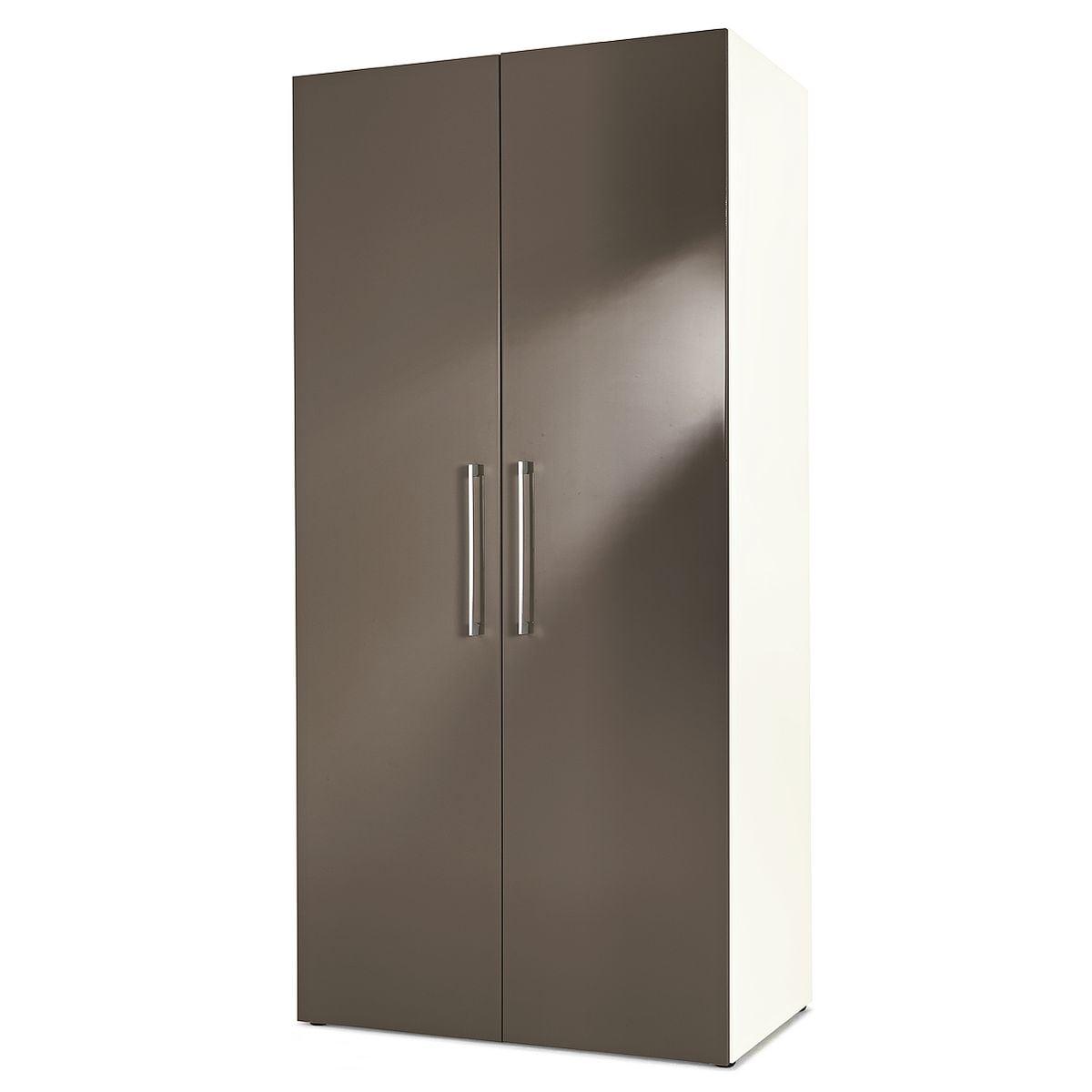 wellem bel kleiderschrank kleiderschrankwunder front hochglanzoptik 100 208 cm bei otto. Black Bedroom Furniture Sets. Home Design Ideas