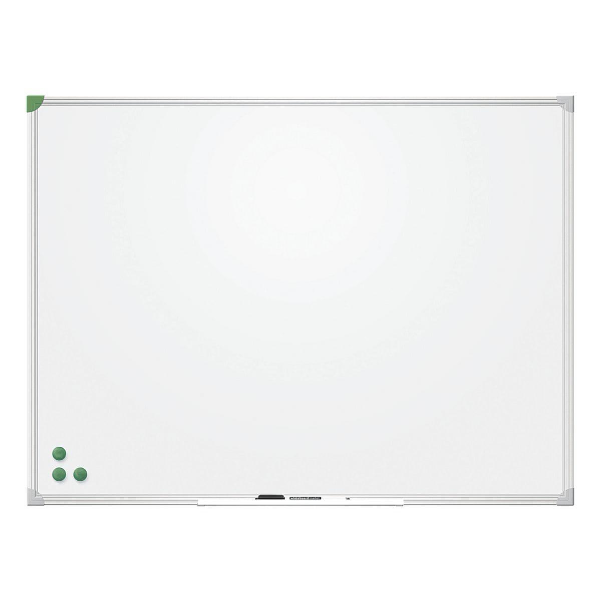 Franken Whiteboard U-Act! Line SC916080 lackiert, 80x60 cm