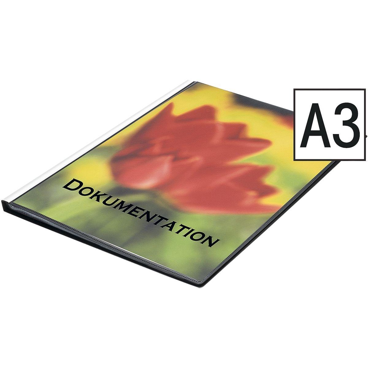 Foldersys Präsentations-Sichtbuch A3 30 Hüllen