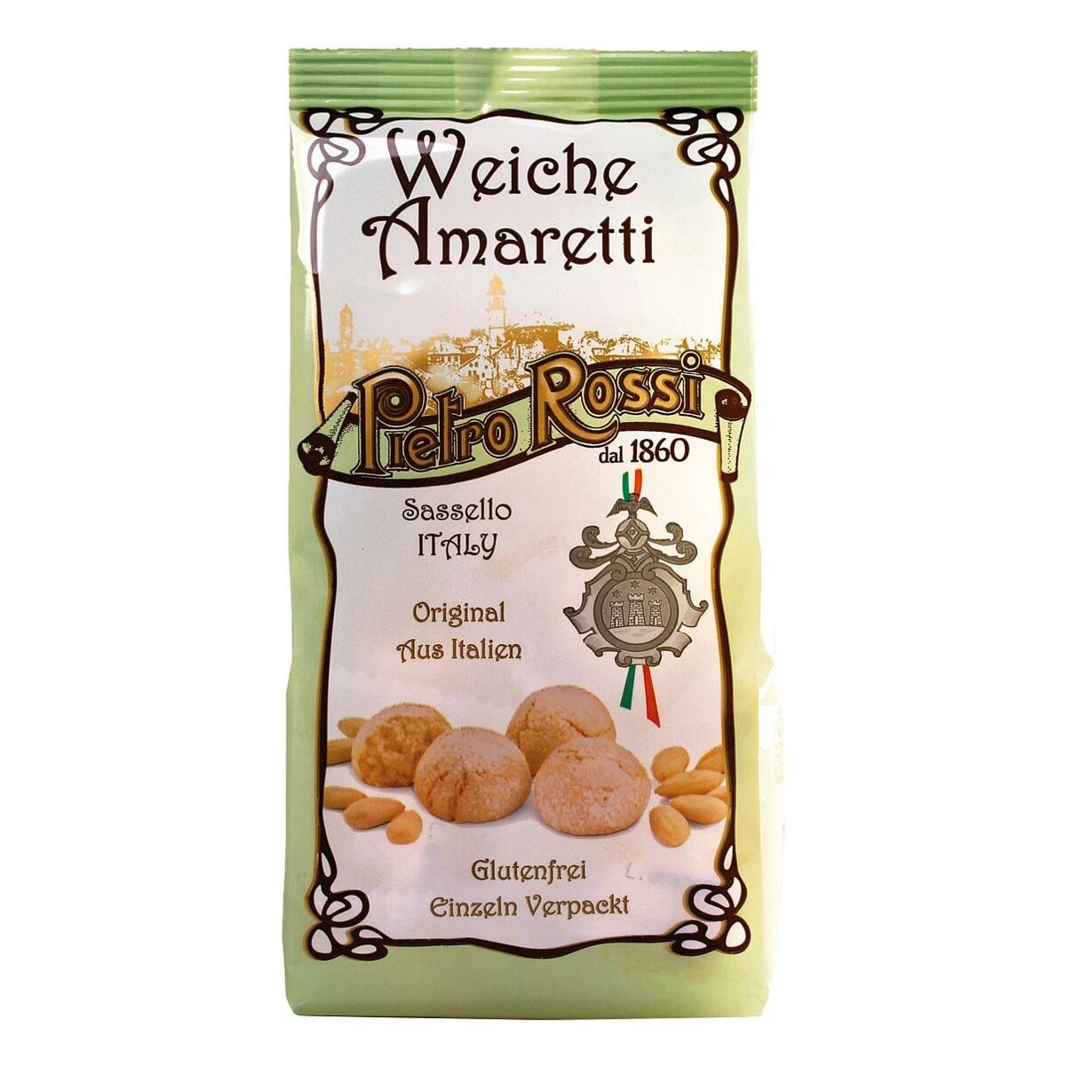 Weiche Amaretti