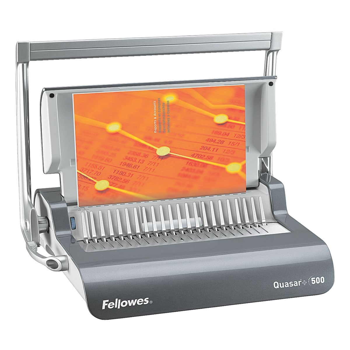 Fellowes Bindemaschine »Quasar+«