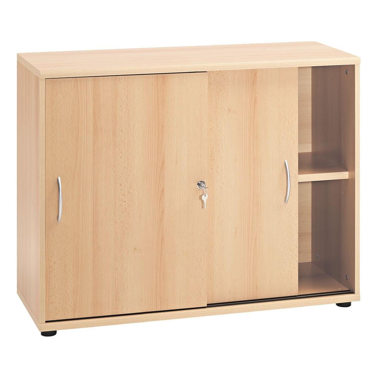 schiebet renschrank 2 oh bei otto office g nstig kaufen. Black Bedroom Furniture Sets. Home Design Ideas