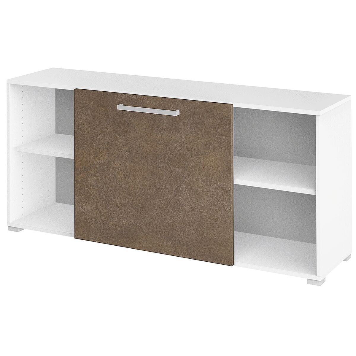 sideboard objekt plus 1 schiebet r bei otto office g nstig kaufen. Black Bedroom Furniture Sets. Home Design Ideas