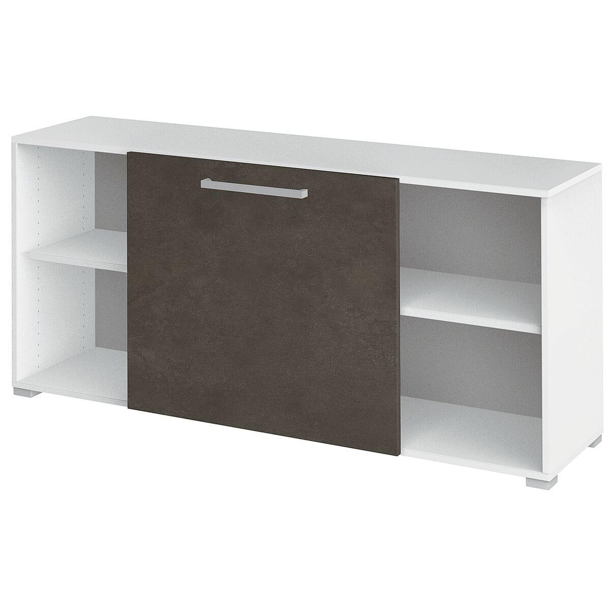 r hr sideboard objekt plus 1 schiebet r bei otto office g nstig kaufen. Black Bedroom Furniture Sets. Home Design Ideas