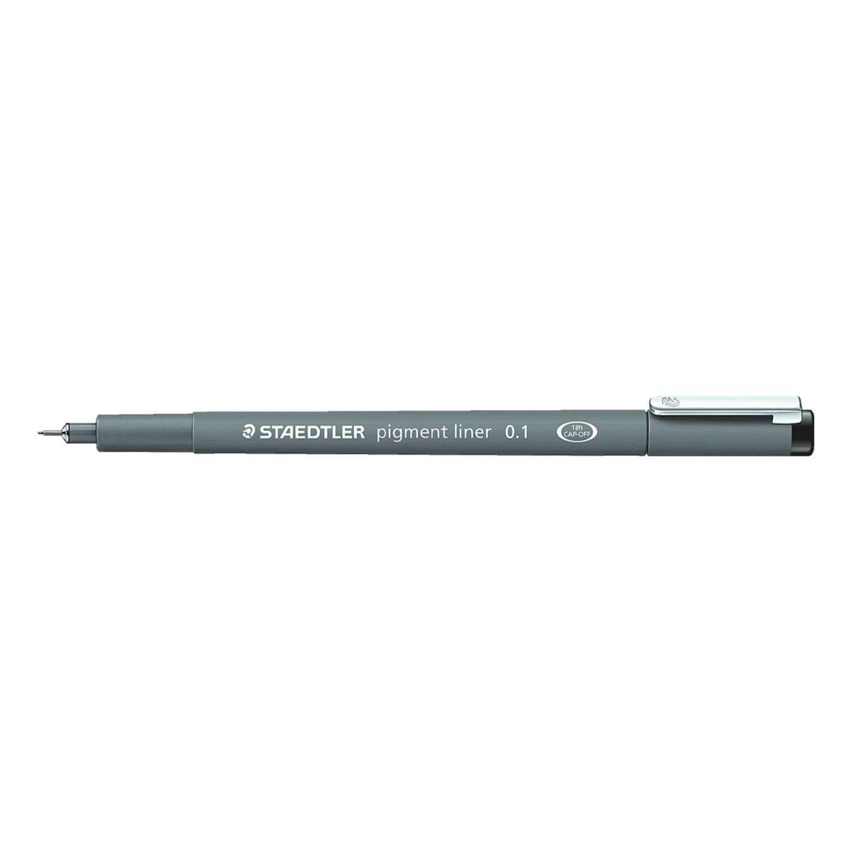 STAEDTLER Fineliner pigment liner, 0,1mm
