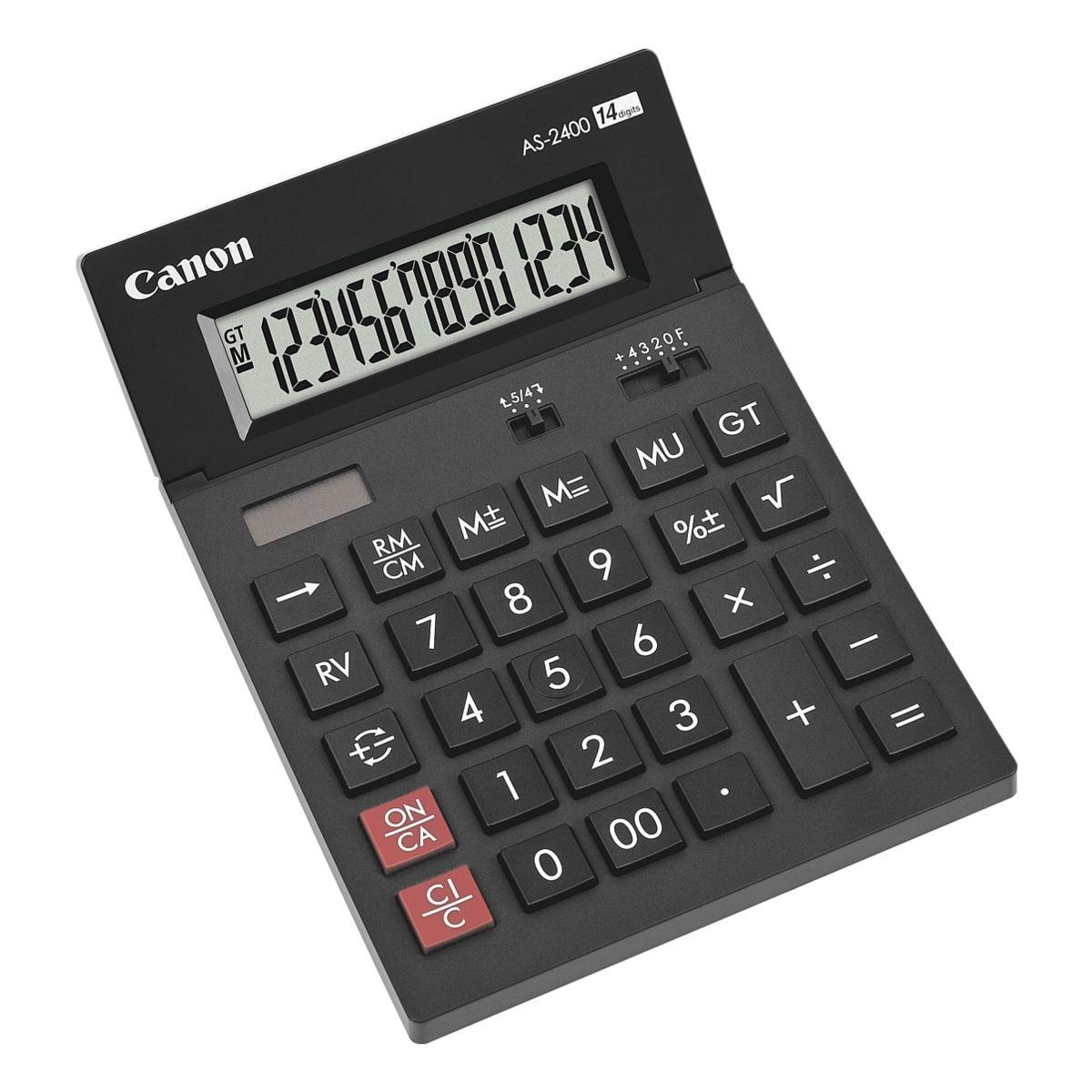Canon Taschenrechner »AS-2400«