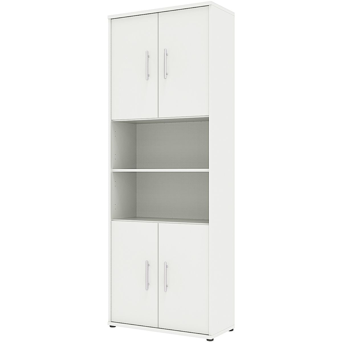 mehrzweckschrank b rocombi 2 80 cm breit 6 oh bei otto office g nstig kaufen. Black Bedroom Furniture Sets. Home Design Ideas