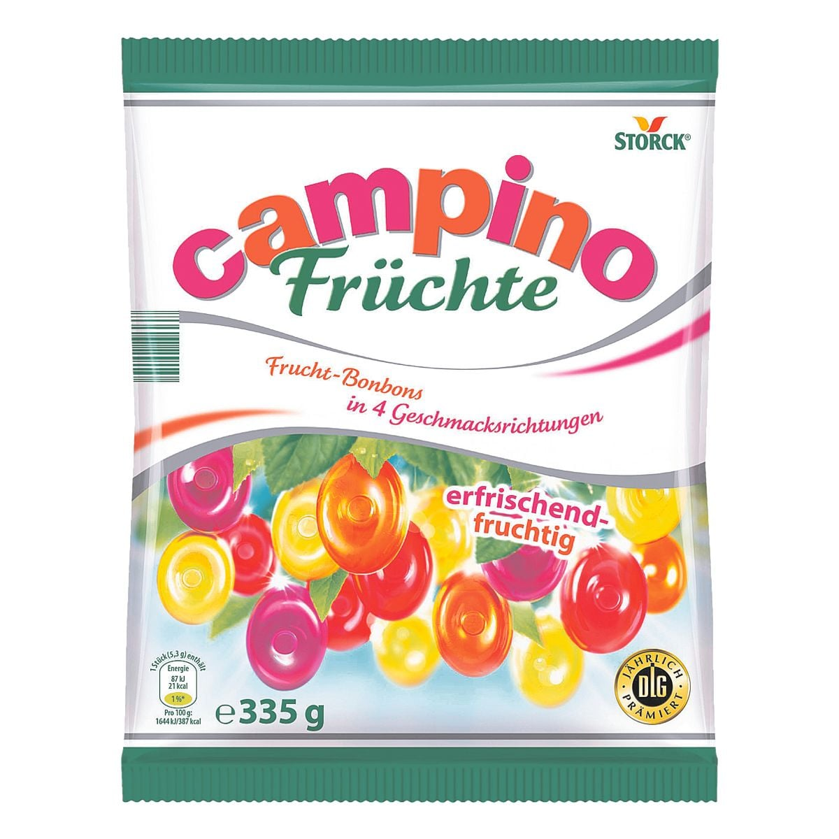 Storck Bonbons »Campino Früchte«
