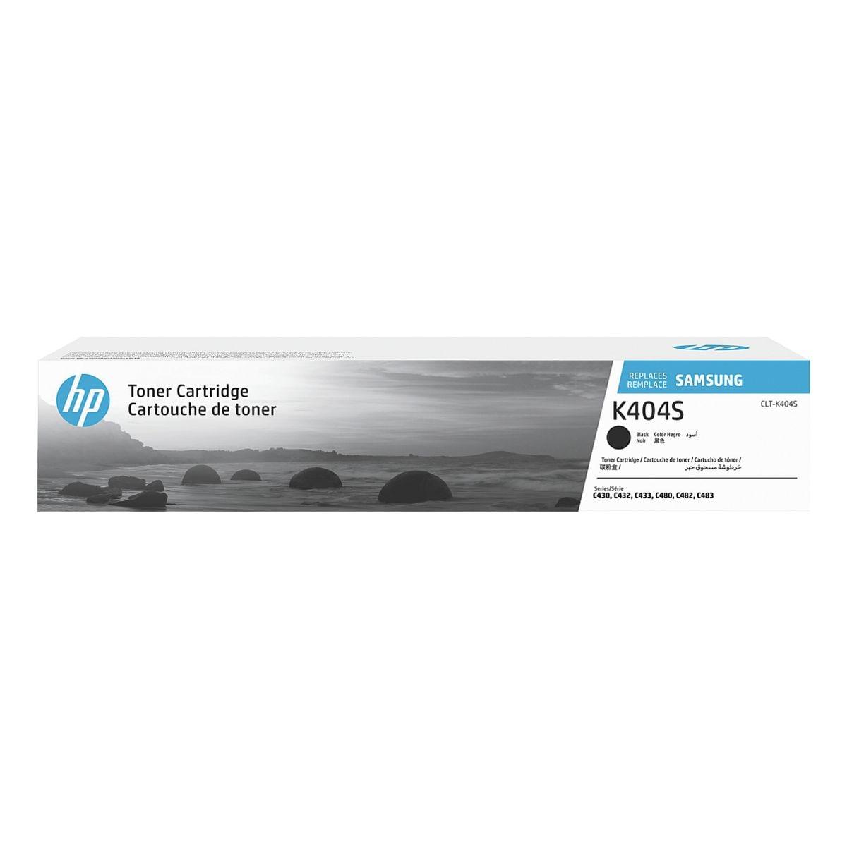Samsung Tonerpatrone »CLT-K404S/ELS« CLT 404 black