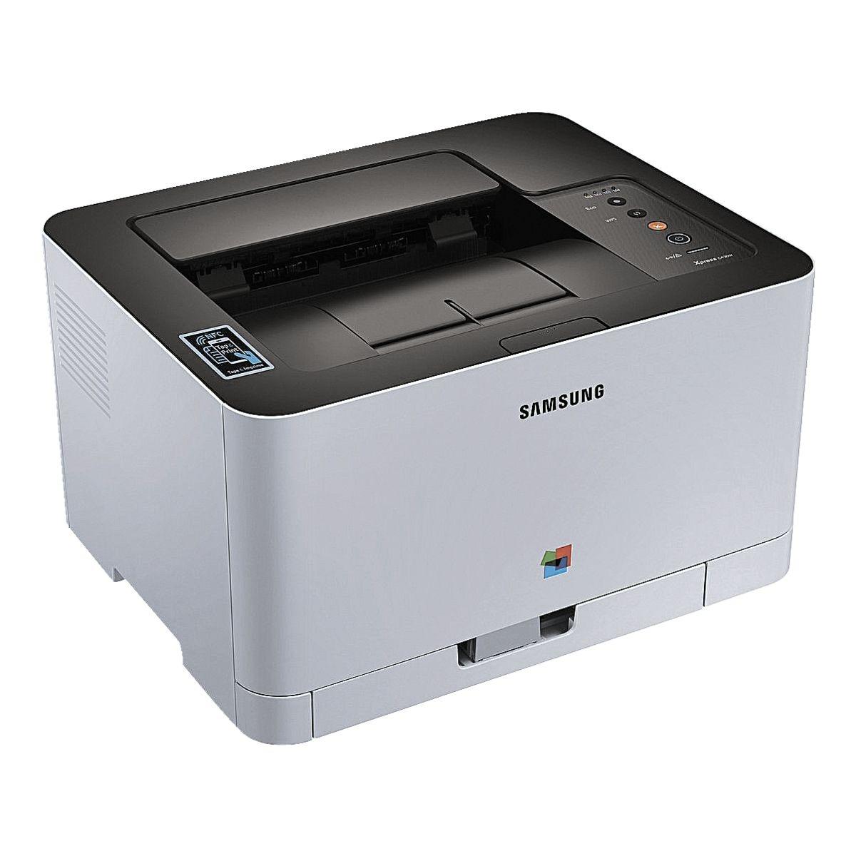 Samsung Farblaserdrucker »Xpress C430W«