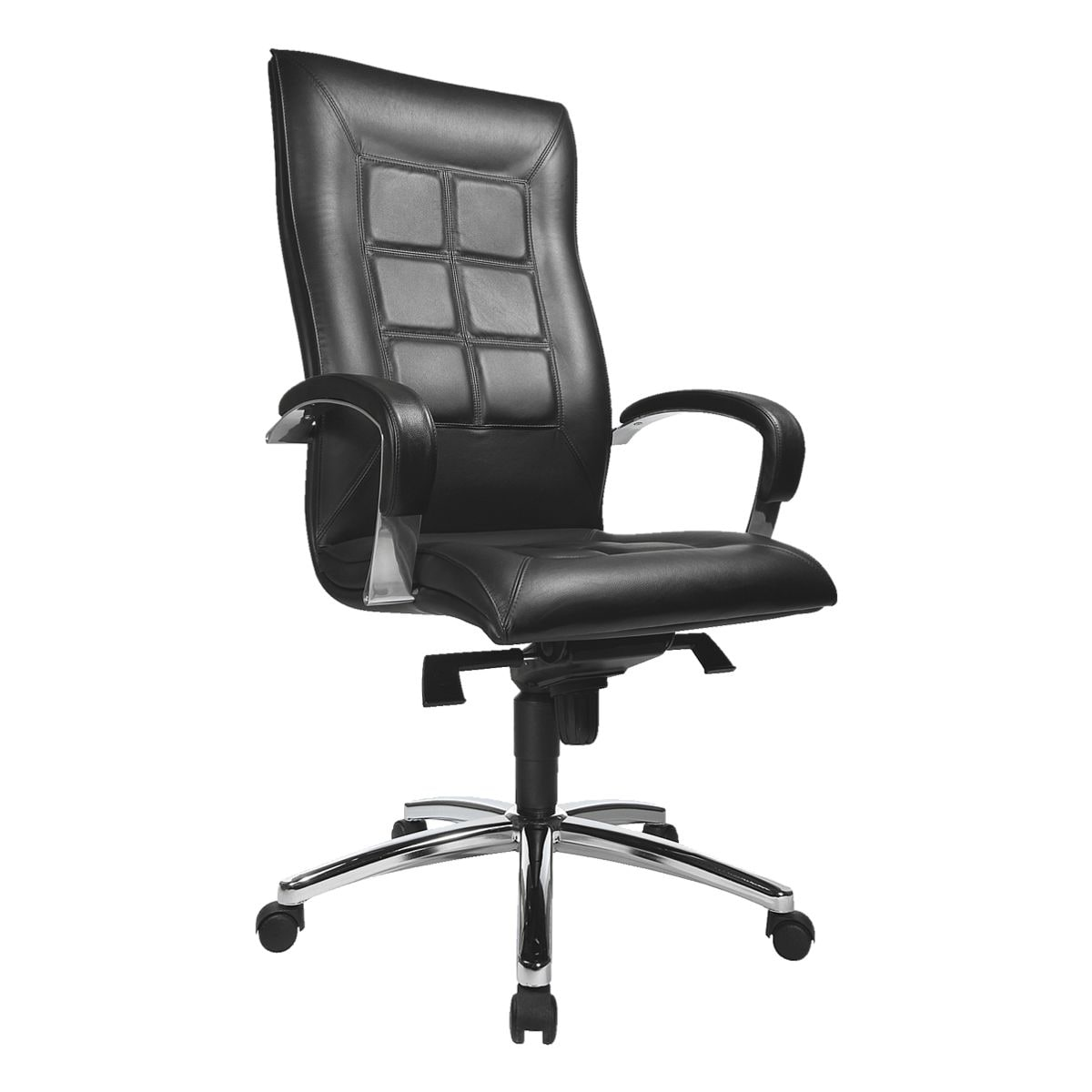 leder chefsessel topstar chairman 45 mit armlehnen bei otto office g nstig kaufen. Black Bedroom Furniture Sets. Home Design Ideas