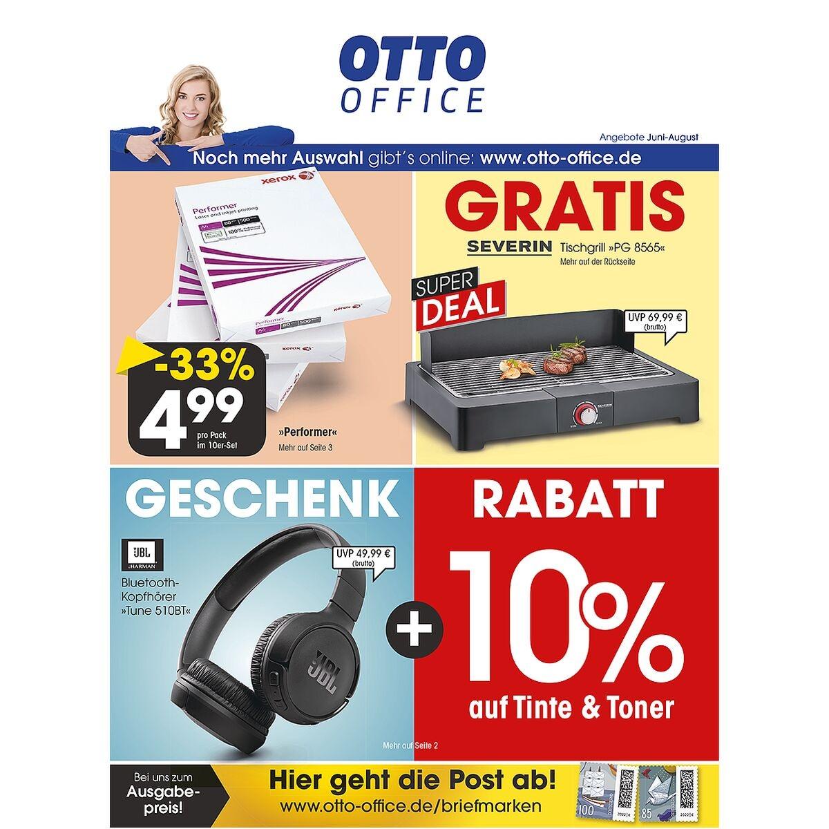 OTTO Office Hauptkatalog - Bei OTTO Office günstig kaufen.