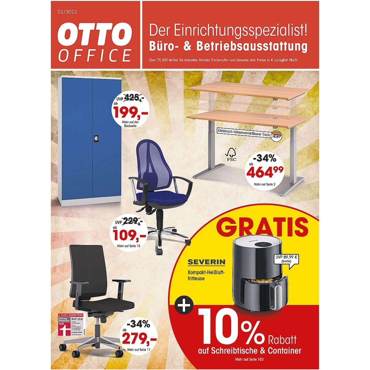 OTTO Office Möbelkatalog - Bei OTTO Office günstig kaufen.