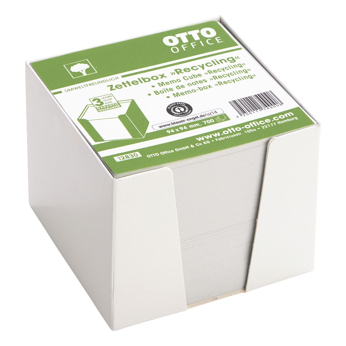 OTTO Office Nature Zettelbox »Recycling«