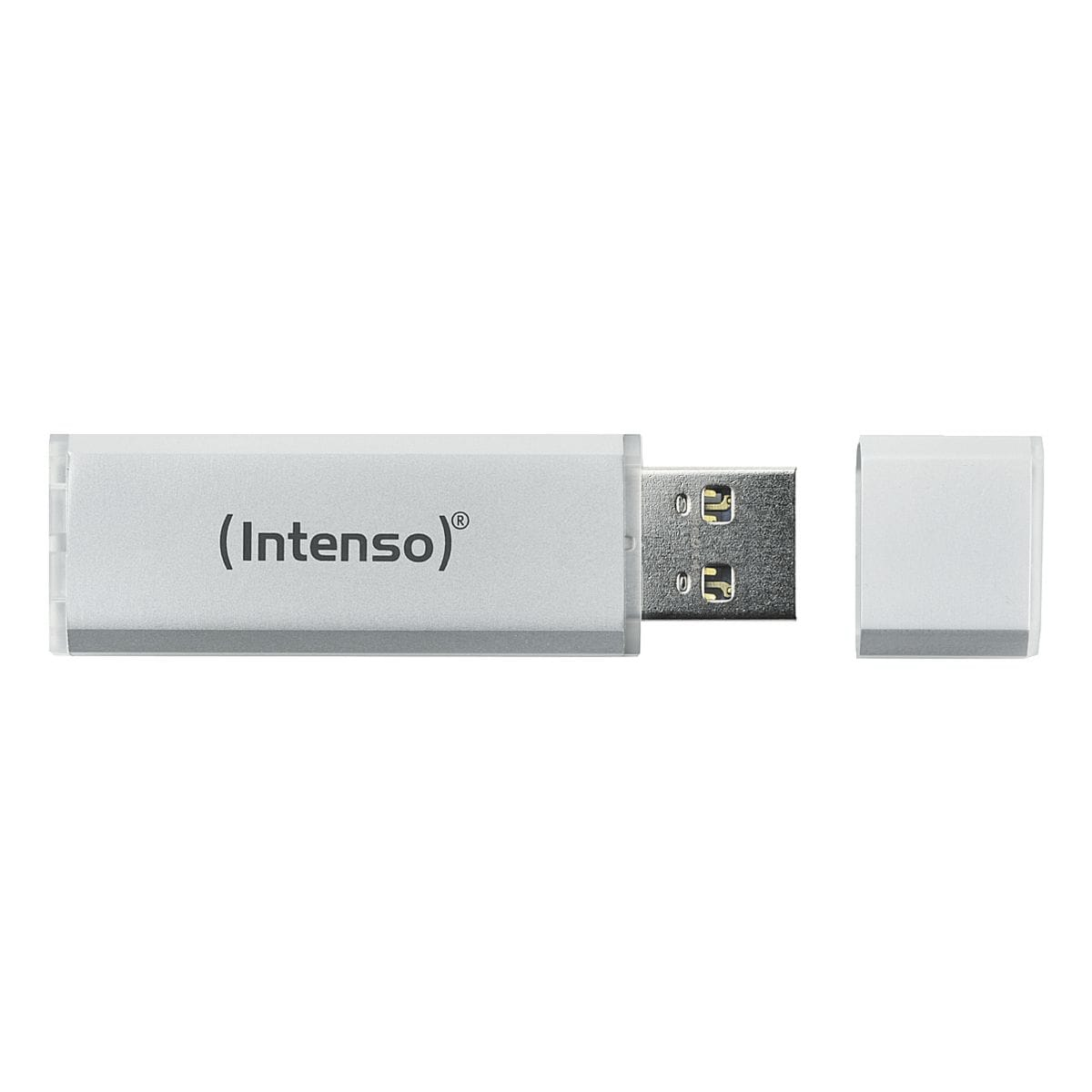 USB-Stick 16 GB Intenso AluLine, USB 2.0