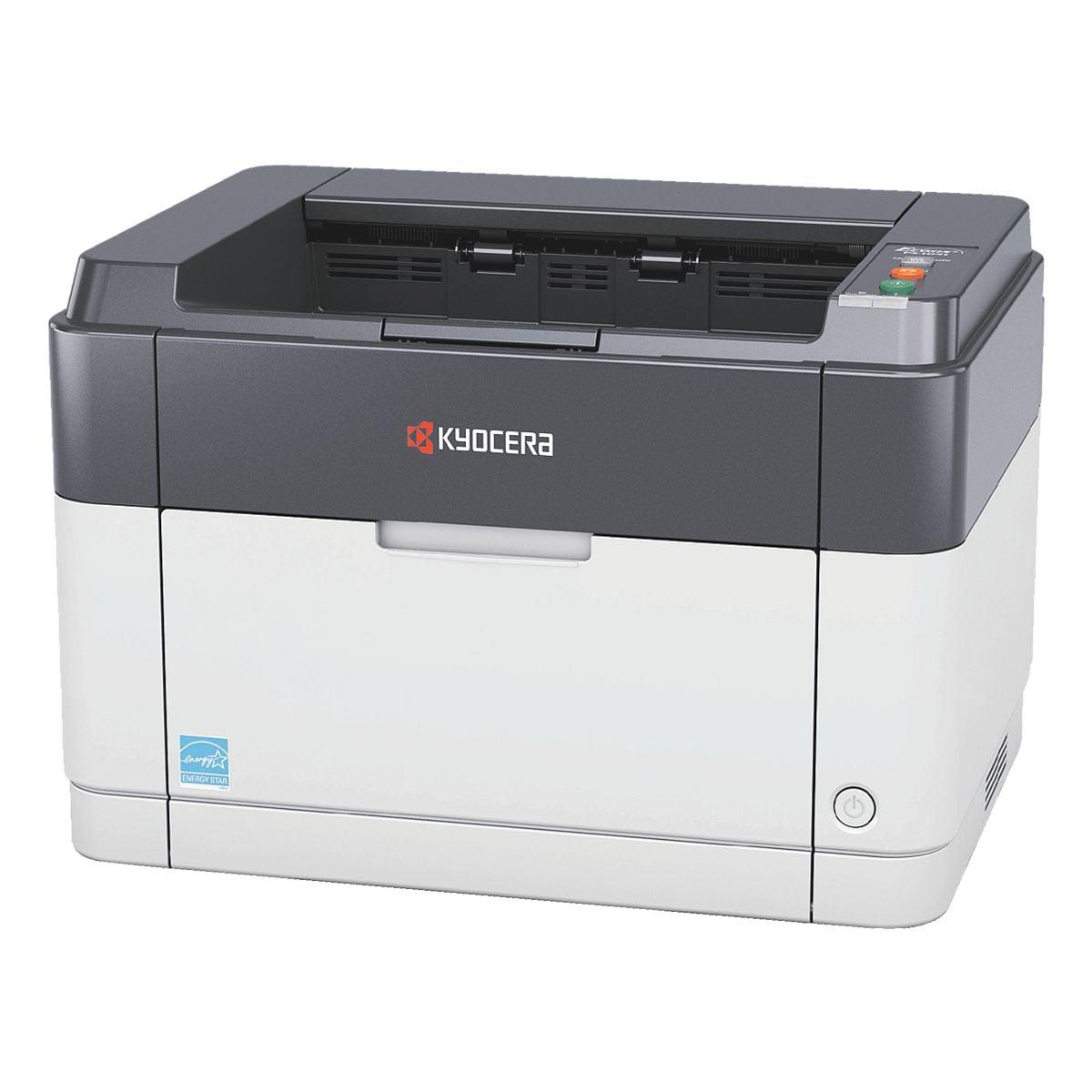 Kyocera FS-1041 Laserdrucker, A4 schwarz weiß Laserdrucker, 1800 x 600 dpi