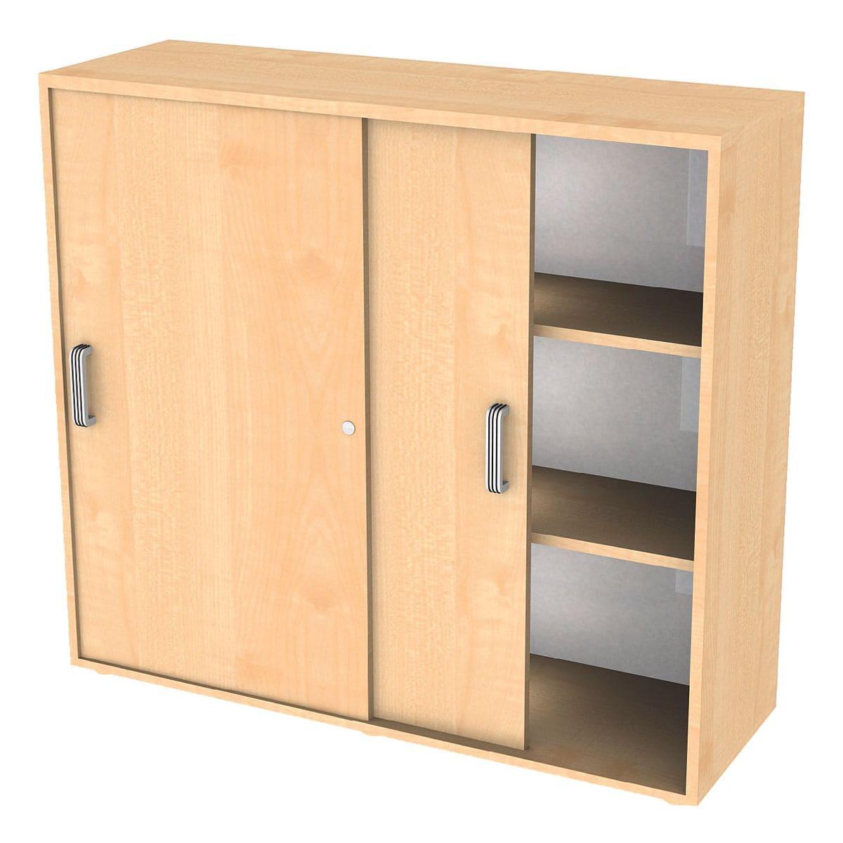 otto office premium schiebet renschrank otto office line iii 3 oh bei otto office g nstig. Black Bedroom Furniture Sets. Home Design Ideas