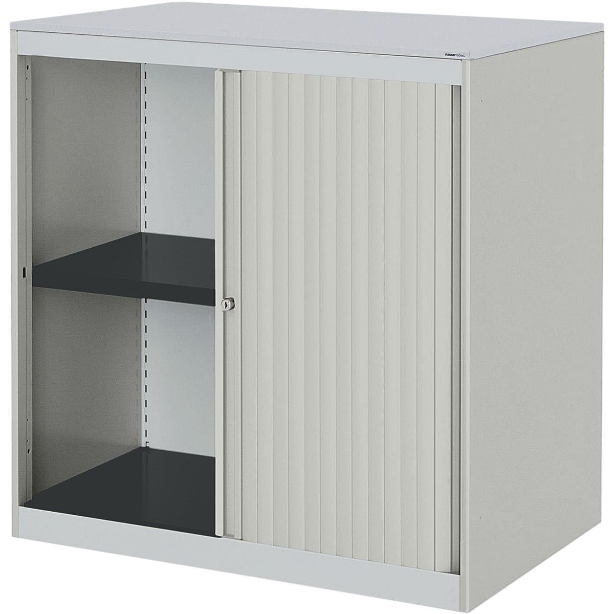 mauser stahlschrank kontoro 85 x 87 cm bei otto office g nstig kaufen. Black Bedroom Furniture Sets. Home Design Ideas