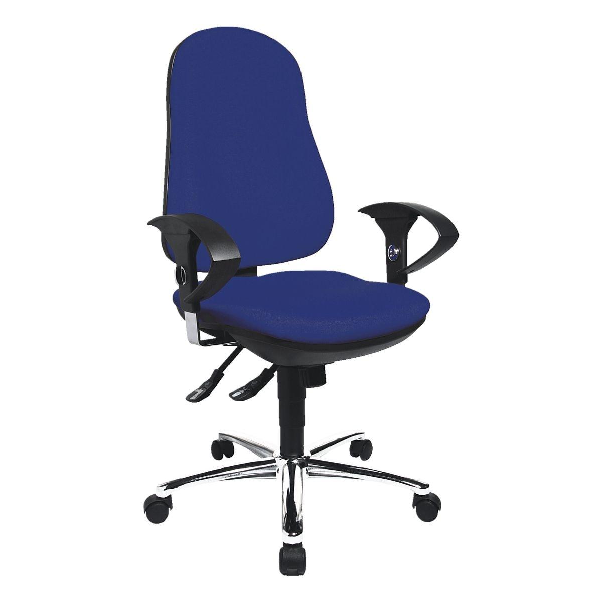 Bürostuhl Topstar »Support Deluxe« mit Armlehnen