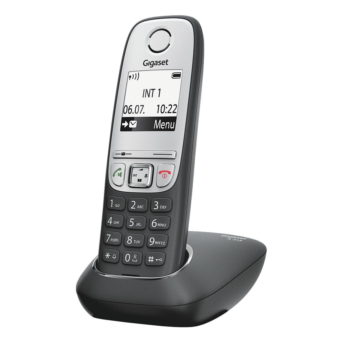 Gigaset Schnurloses Telefon »A415«