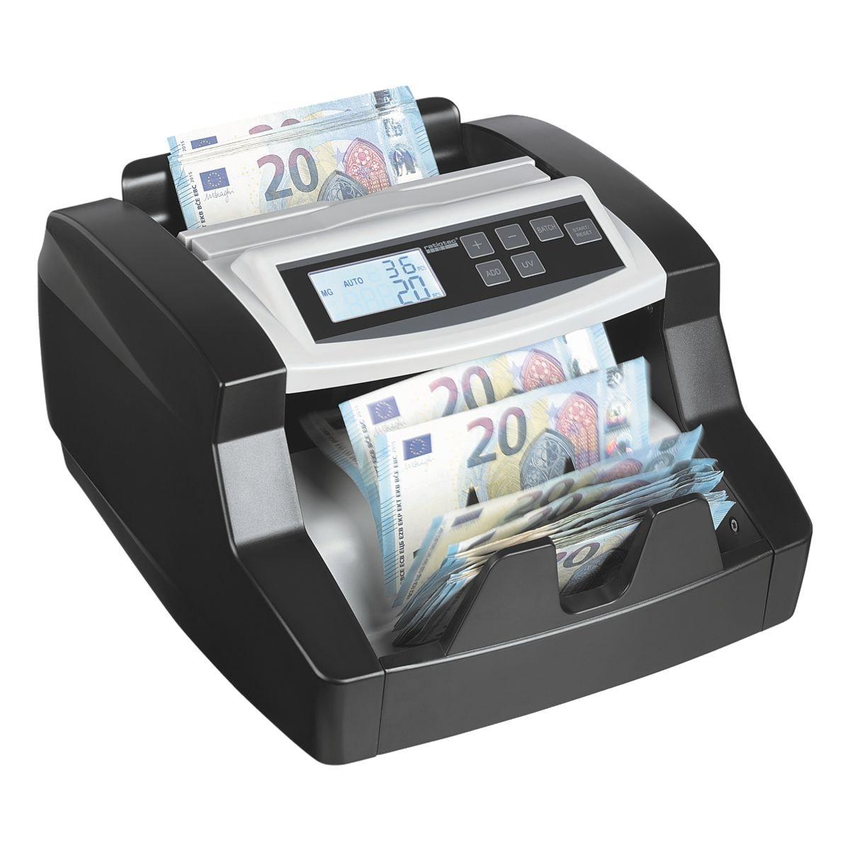 ratiotec Banknotenzählmaschine »rapidcount B 20«