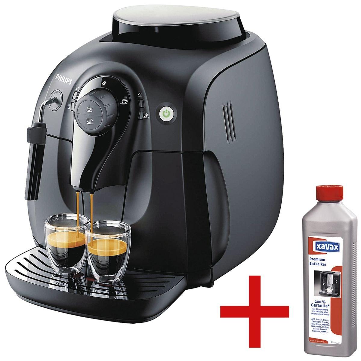 philips kaffeevollautomat hd 8651 inkl entkalker bei. Black Bedroom Furniture Sets. Home Design Ideas