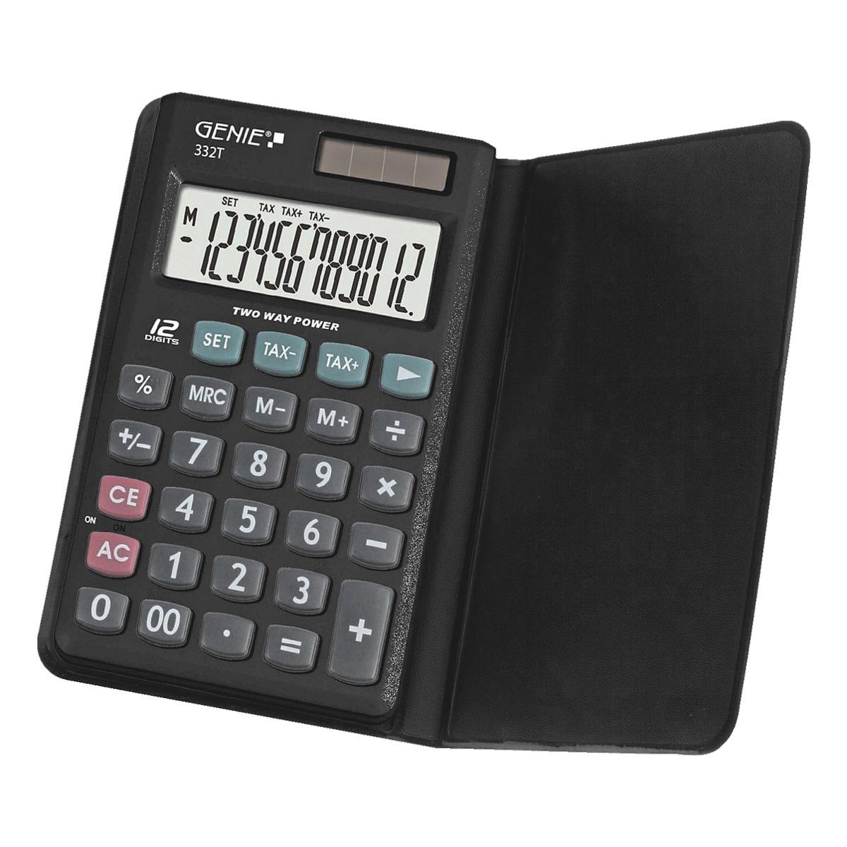 GENIE Taschenrechner »332T«