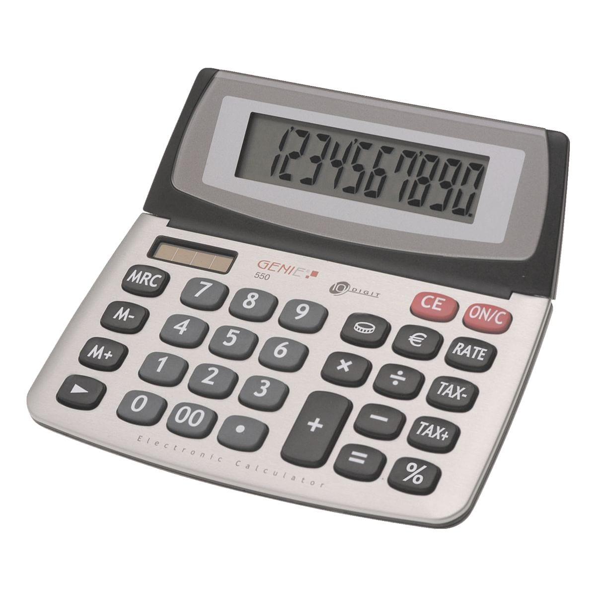 GENIE Tischrechner »550TE«