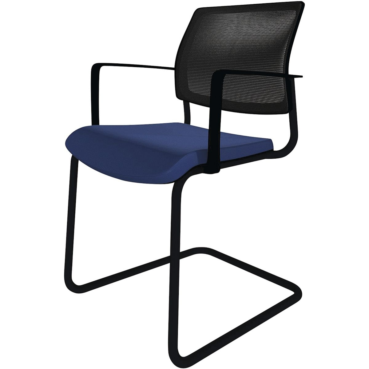 fm b rom bel besucherstuhl netgo bei otto office g nstig kaufen. Black Bedroom Furniture Sets. Home Design Ideas