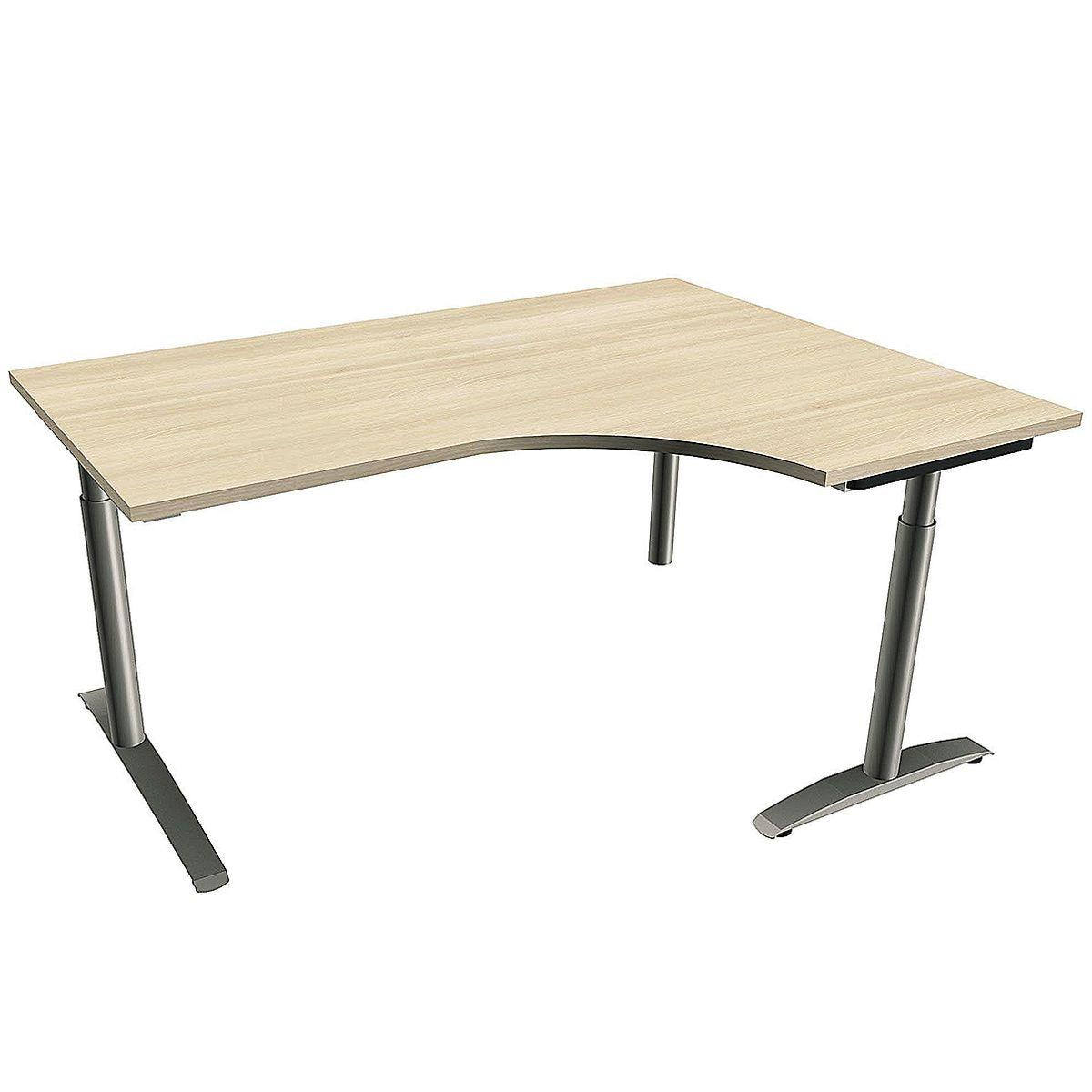 Fm b rom bel schreibtisch oldenburg 160 cm c fu for Schreibtisch 85 cm hoch