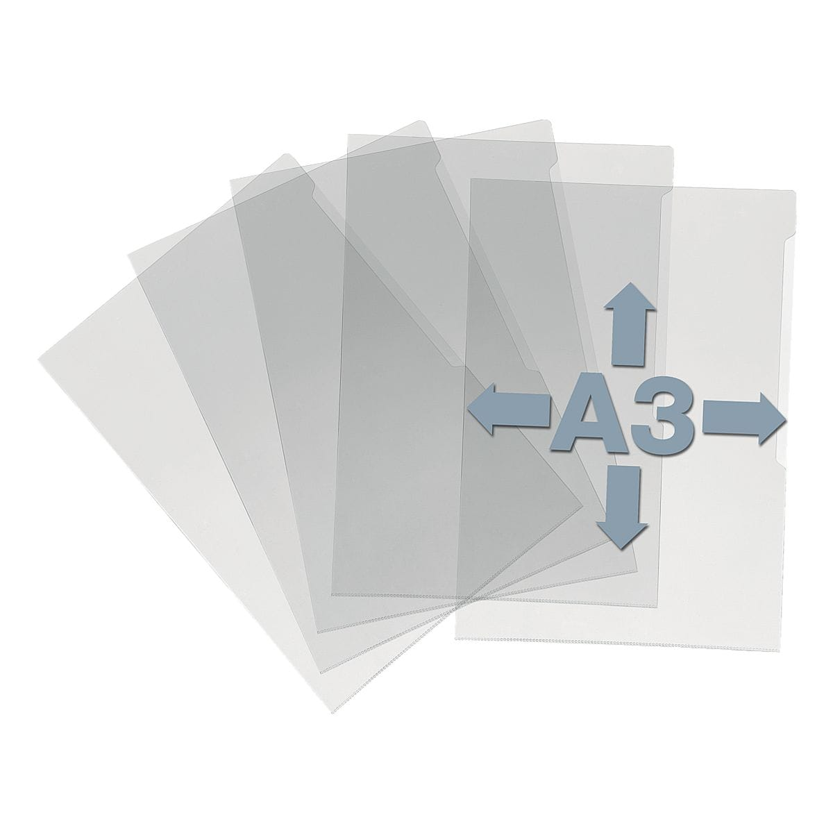 Durable Sichthülle A3 glasklar »231419«