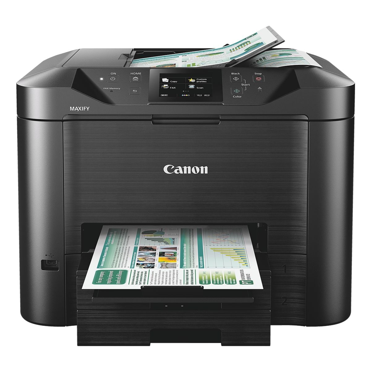canon multifunktionsdrucker maxify mb5450 bei otto. Black Bedroom Furniture Sets. Home Design Ideas