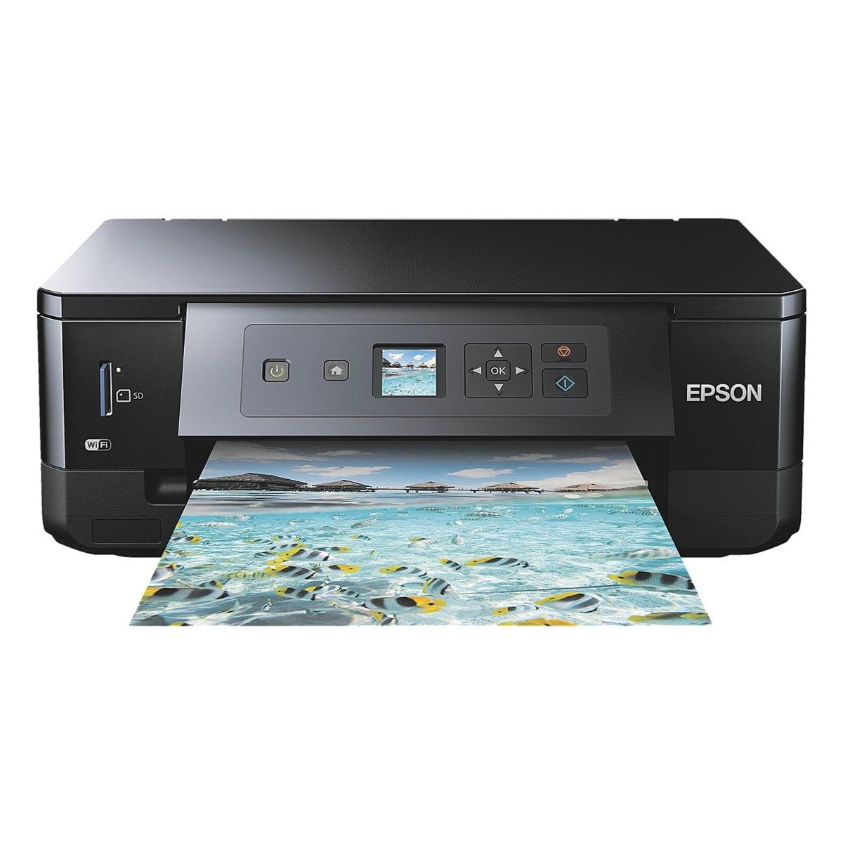 epson multifunktionsdrucker expression premium xp 540. Black Bedroom Furniture Sets. Home Design Ideas