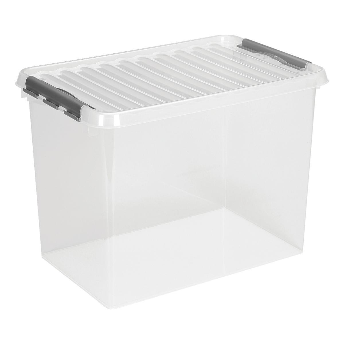 sunware 6 Ablageboxen »the q-line« 62 Liter H6163302