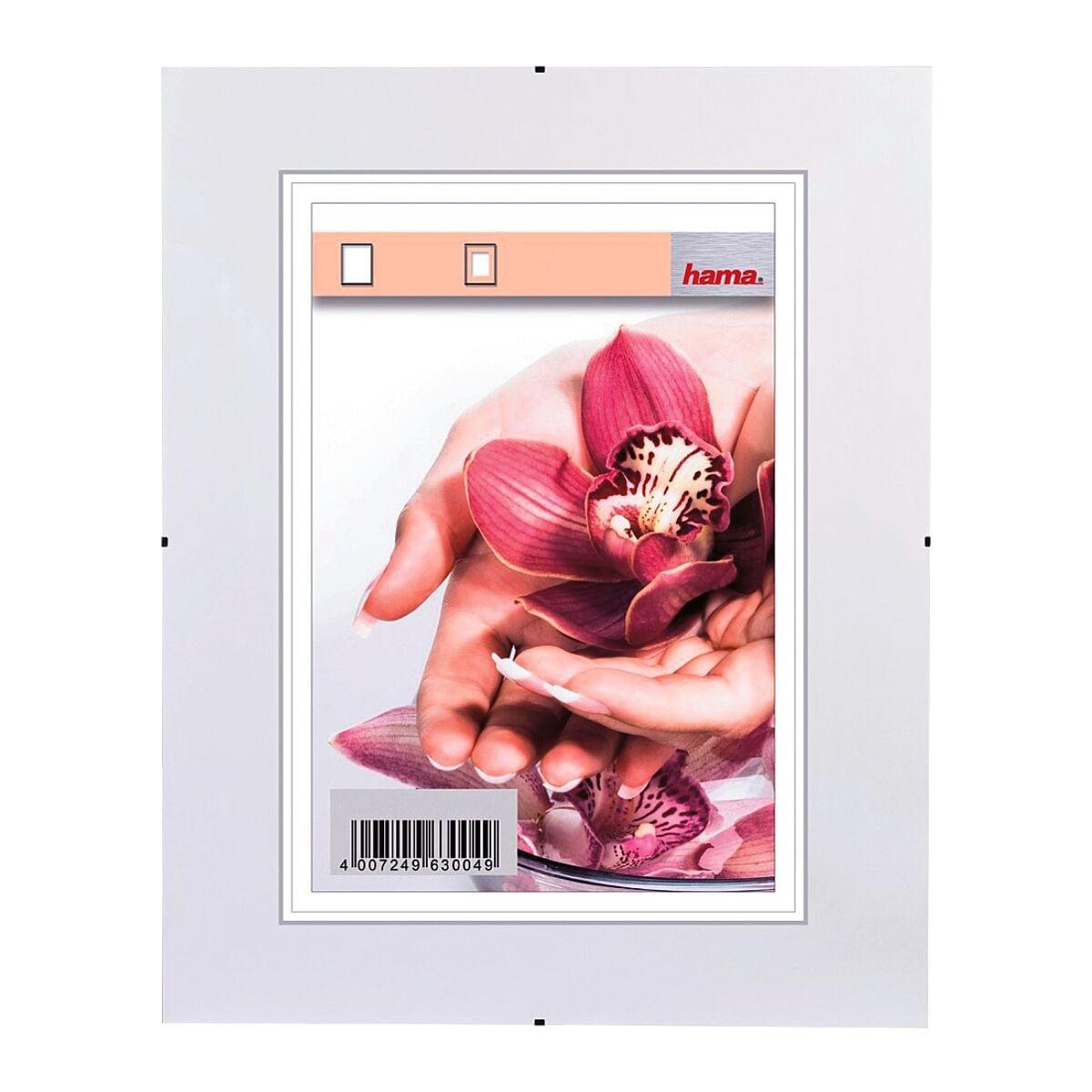 Hama Rahmenloser Bilderhalter »Clip-Fix«, 29,7 x 42 cm