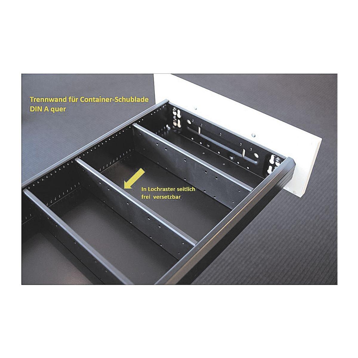 Fm Büromöbel Container-Trennwand »Sidney« - Bei OTTO Office günstig ...