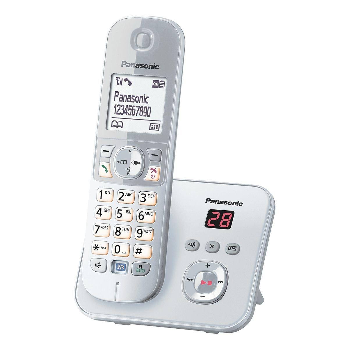 Panasonic Schnurloses Telefon »KX-TG6821GS«