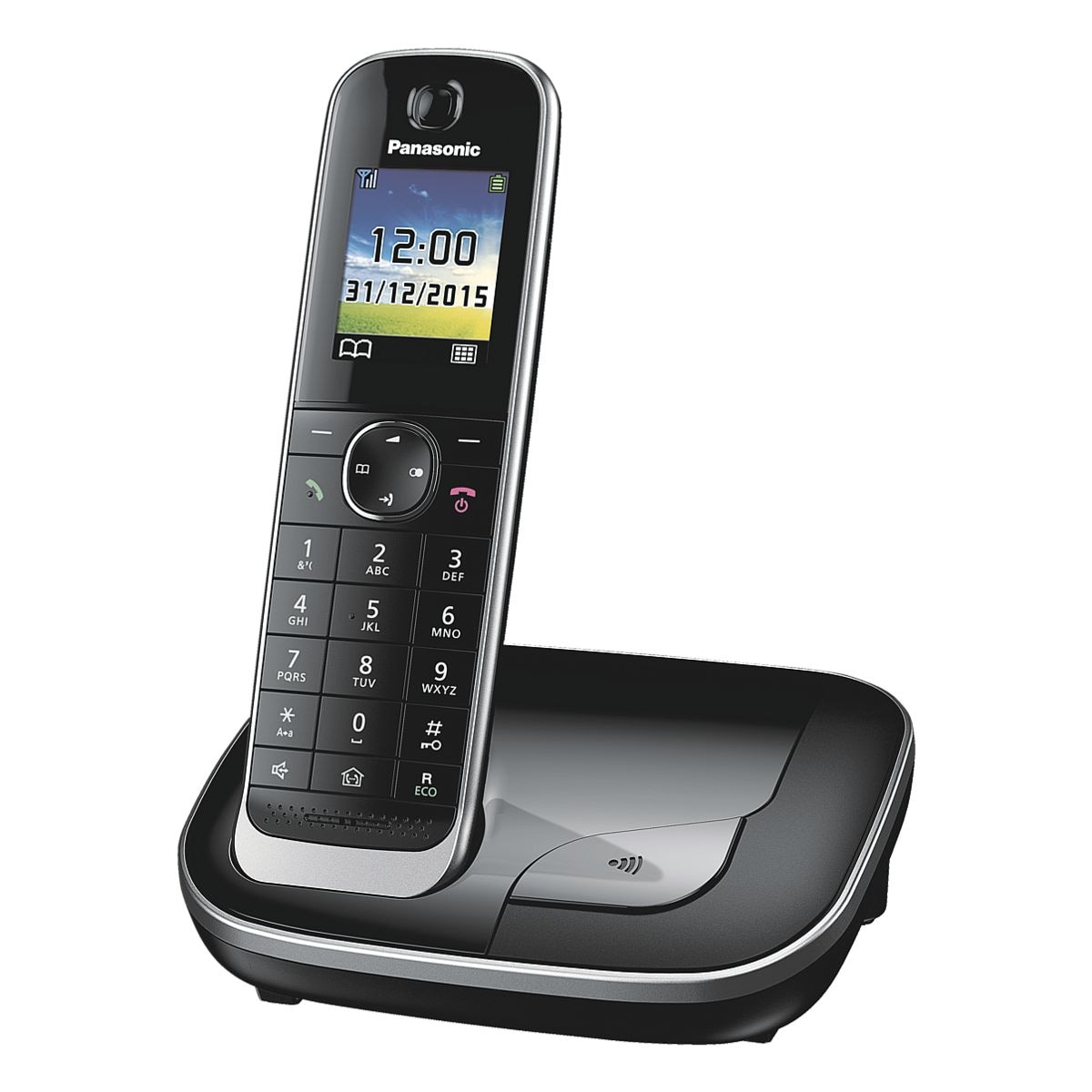 panasonic schnurloses telefon kx tgj310gb bei otto. Black Bedroom Furniture Sets. Home Design Ideas