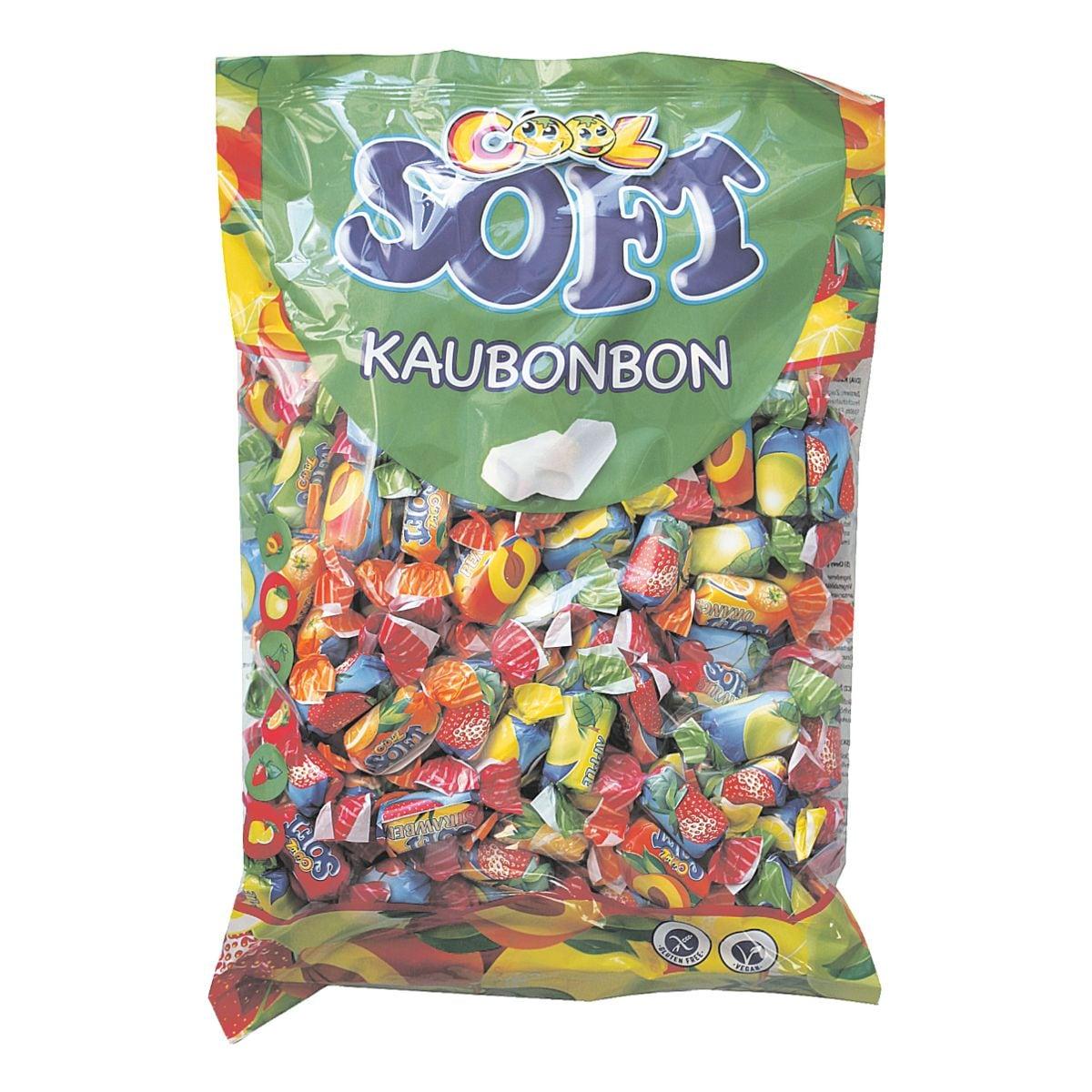 Kaubonbons »Cool Soft«