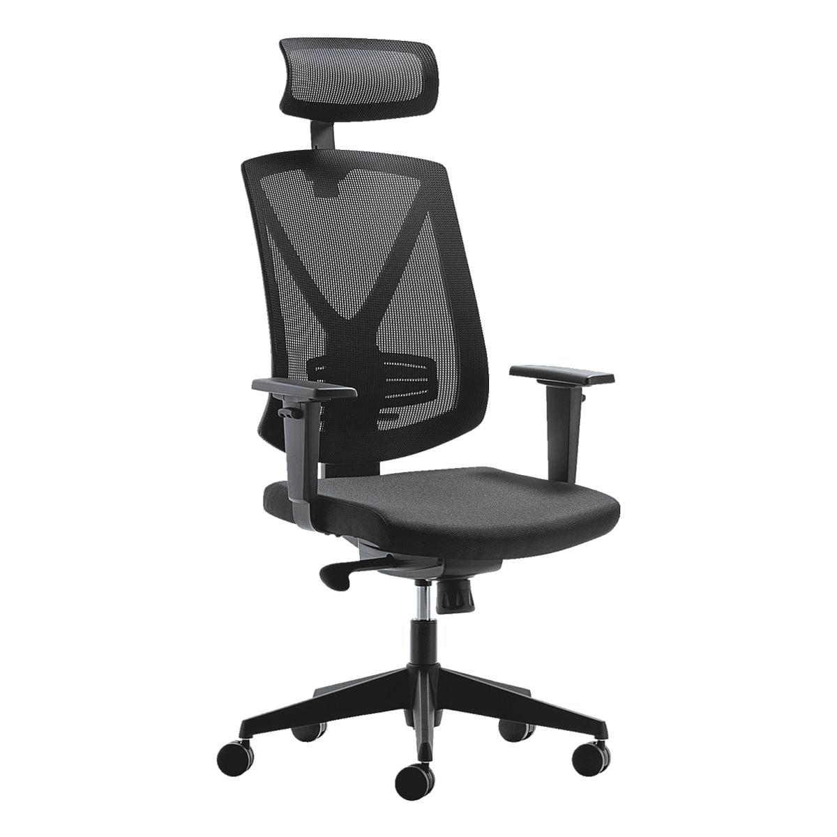 Bürostuhl mayer Sitzmöbel »Futurio« mit Armlehnen, mit Kopfstütze