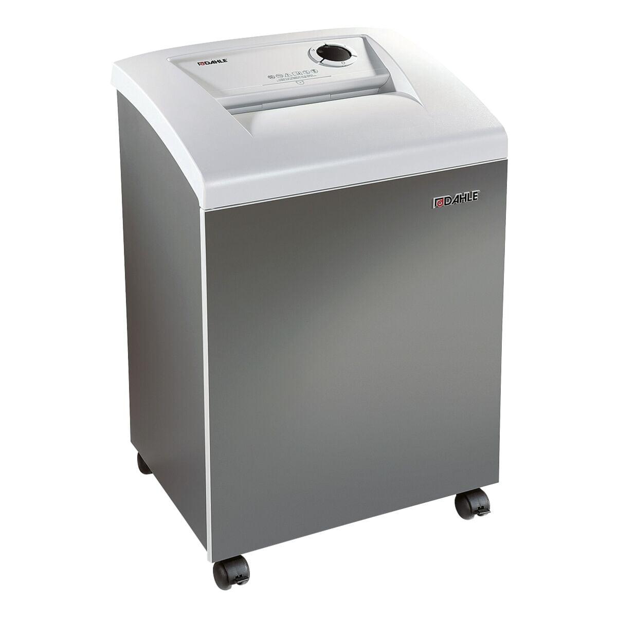 Aktenvernichter Dahle 106air CleanTEC®, Sicherheitsstufe 2, Streifenschnitt (5,8 mm) bis 22 Blatt