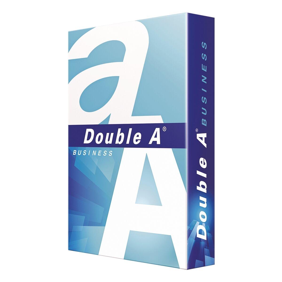 Kopierpapier A4 Double A Business - 500 Blatt gesamt, 75g/qm