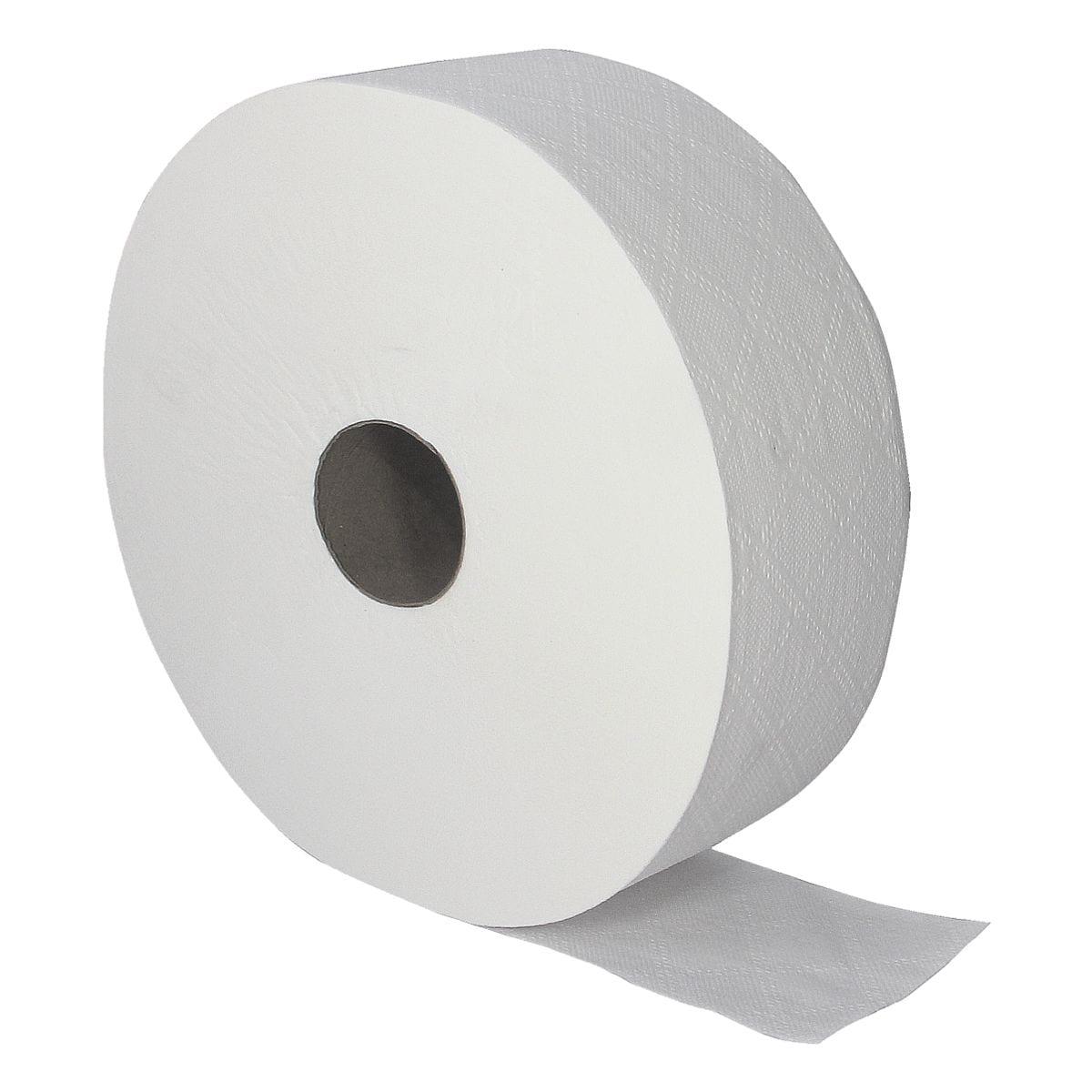 Toilettenpapier Wipex Gigant 30 2-lagig, hochweiß - 6 Endlos-Rollen