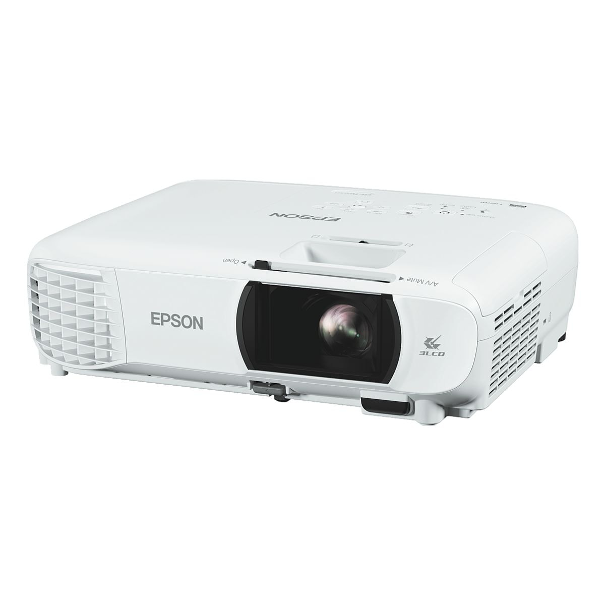 Epson Beamer »EH-TW650« mit integriertem WLAN