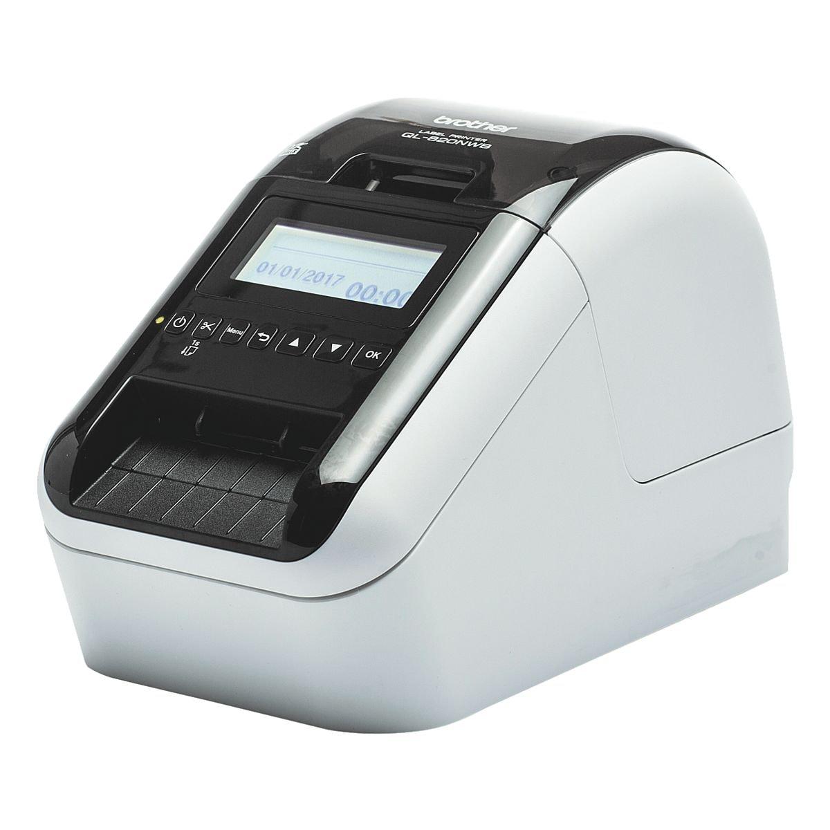 Brother Etikettendrucker »QL-820NWB«