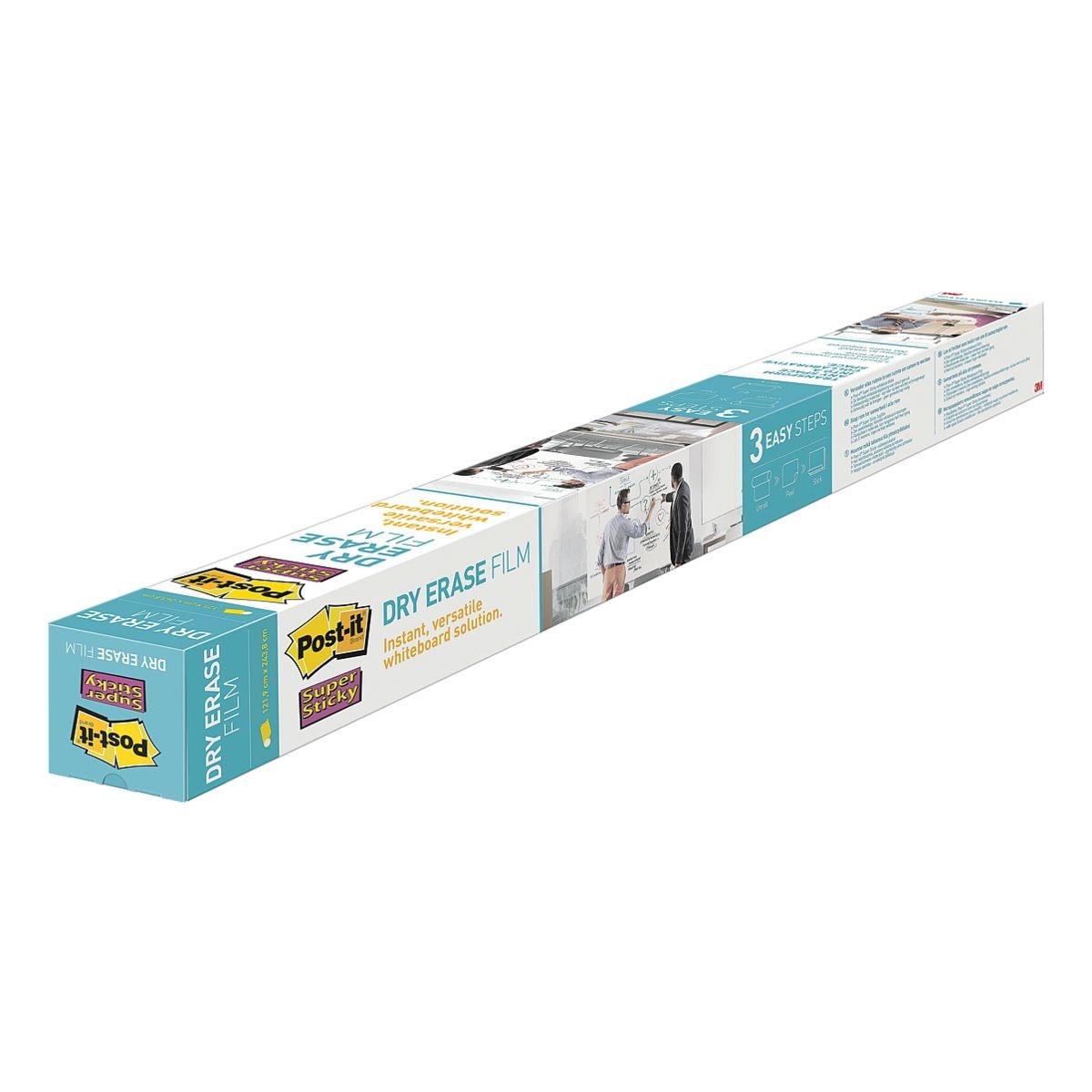 Post-It Whiteboardfolie »Super Sticky Dry Erase« DEF8X4-EU