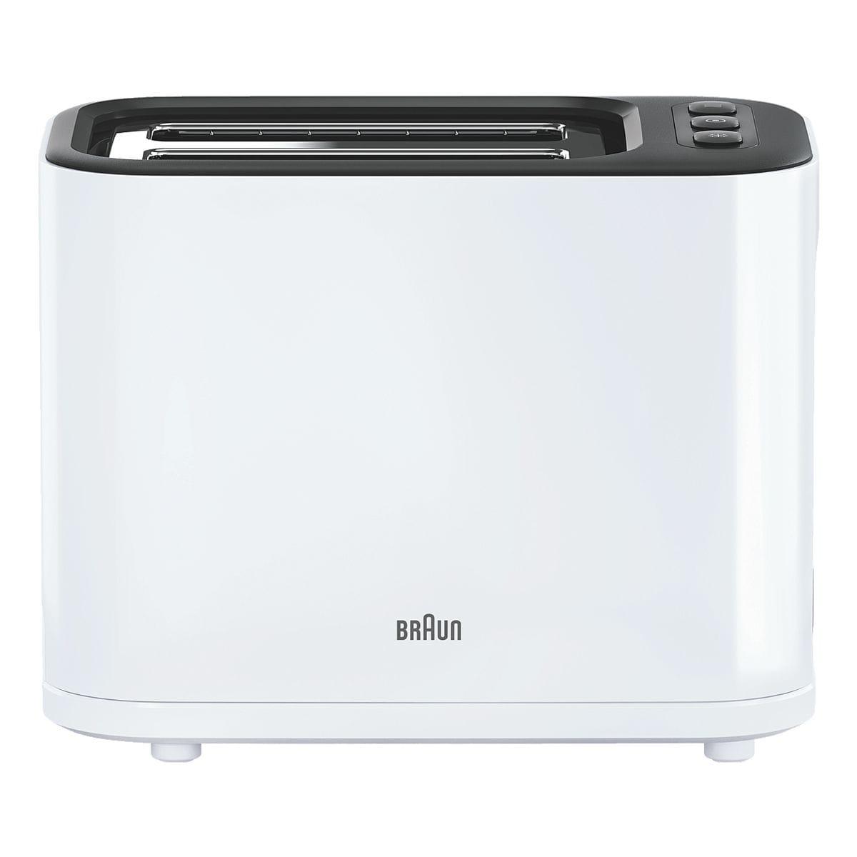 BRAUN Toaster »PurEase HT 3010 WH«