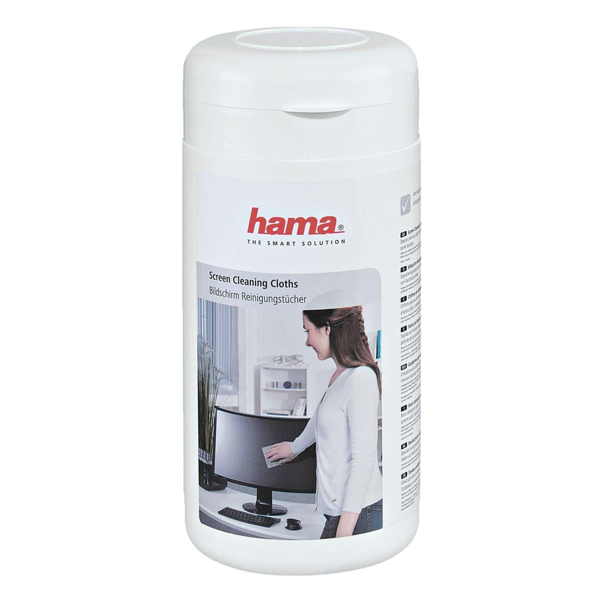 Hama Bildschirm-Reinigungstücher